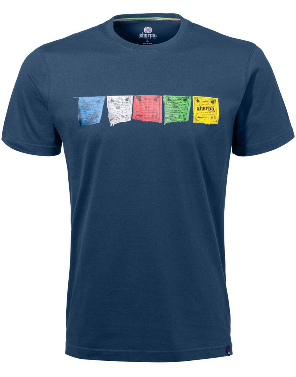 c113ca12 Sherpa Tarcho Kortærmet T-shirt Herrer, rathee | Find outdoortøj ...